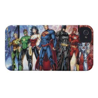 Liga-Anordnung der Gerechtigkeits-Liga-| neue der iPhone 4 Hüllen