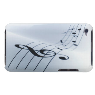 Ligne de la musique coque barely there iPod