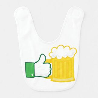 Like beer lätzchen