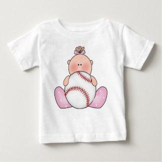 Lil Baseball-Baby Baby T-shirt
