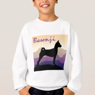 Lila Berge Basenji Sweatshirt