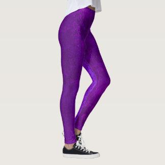 Lila Beton Leggings