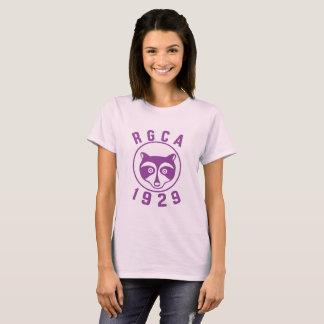 Lila das Logo-T - Shirt RGCA Frauen
