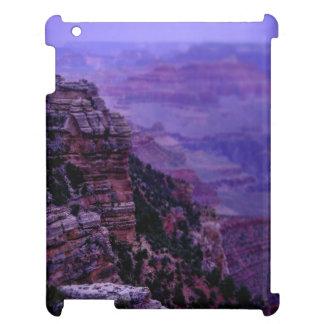 Lila Grand Canyon Ipad Kasten iPad Hülle