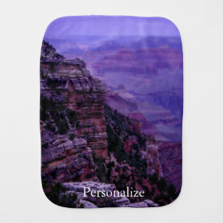 Lila Grand Canyon Spucktuch