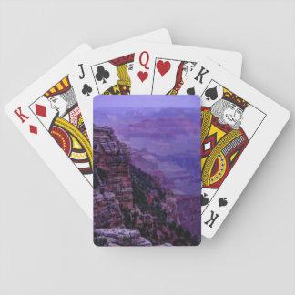 Lila Grand- CanyonSpielkarten Spielkarten