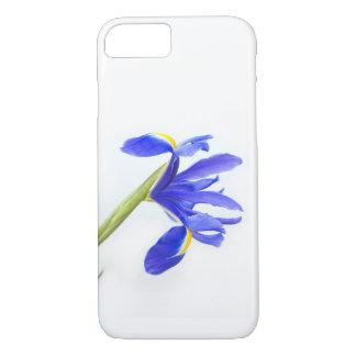 Lila Iris-Blume iPhone 8/7 Hülle