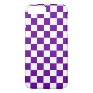 Lila Karos iPhone 8 Plus/7 Plus Hülle