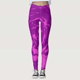 lila leggings