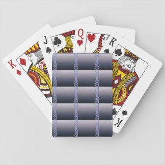 Lila Lichter Spielkarten