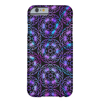 Lila Mandala iPhone Kasten Barely There iPhone 6 Hülle