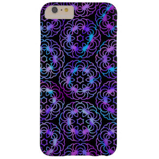 Lila Mandala iPhone Kasten Barely There iPhone 6 Plus Hülle