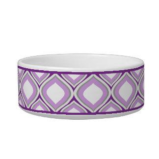 Lila Ogee kleine Keramik-Hundeschüssel Napf
