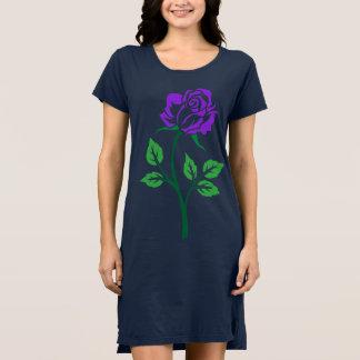 Lila Rose kundengerecht Kleid