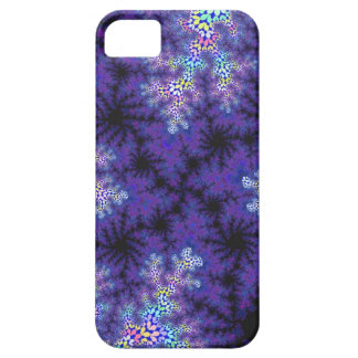 Lila Spraypaint iPhone 5 Kasten iPhone 5 Hülle