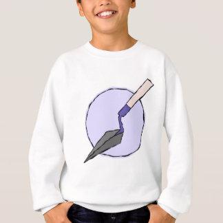 Lila Trowel - das Werkzeug-Ausrüstung des Sweatshirt