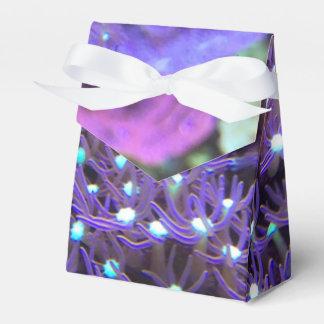 Lila Wasserleben-Geschenkboxen Geschenkschachtel