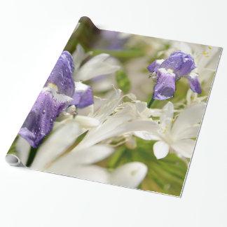 Purple White Bliss
