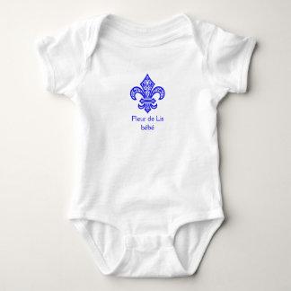 Lilie bébé™ einteiliger Baby-Bodysuit Baby Strampler