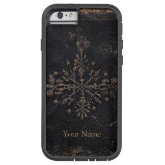 Lilien-antikes Buch Tough Xtreme iPhone 6 Hülle