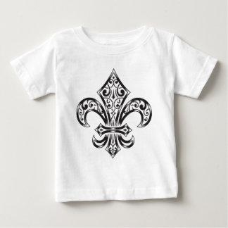 Lilien-Säuglings-Baby-Kinderkleinkind-T - Shirt