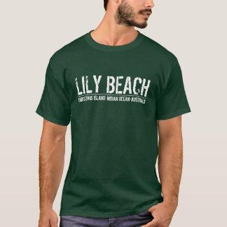 Lilien-Strand T-Shirt