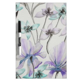 Lilien und Orchideen Memoboard