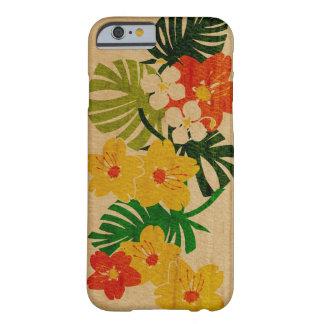 Limahuli Garten-hawaiisches Imitat hölzern Barely There iPhone 6 Hülle