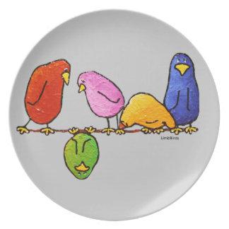 LimbBird Platte Essteller