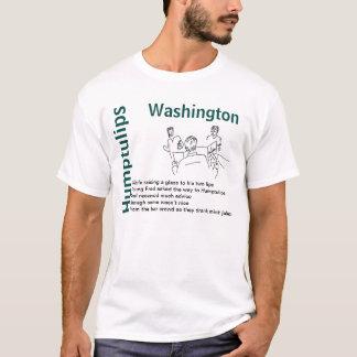 Limerick des Verstandes das Augebereist Humptulips T-Shirt