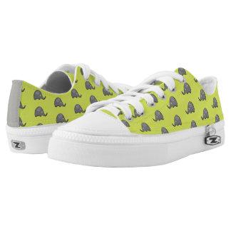 Limones Trendy angesagtes stilvolles gewundenes Niedrig-geschnittene Sneaker