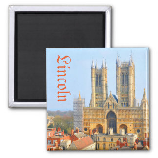 Lincoln, England Quadratischer Magnet