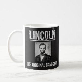 Lincoln-Kaffee-Tasse - der ursprüngliche Gangster Kaffeetasse