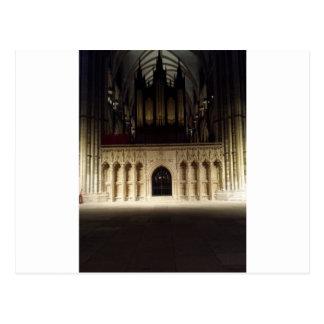 Lincoln-Kathedrale Postkarte