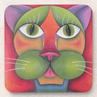 Lindo Gato, Katze, Kätzchen Getränkeuntersetzer