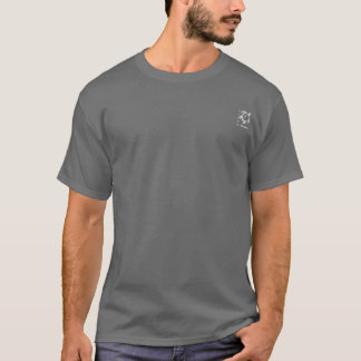"LineA ""Awesome=Carlos"" graues LavaHonu T-Shirt"