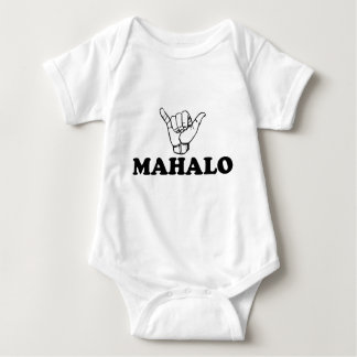 LineA Mahalo Baby Strampler