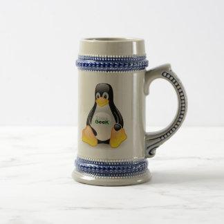 Linux-Aussenseiter Stein Bierglas
