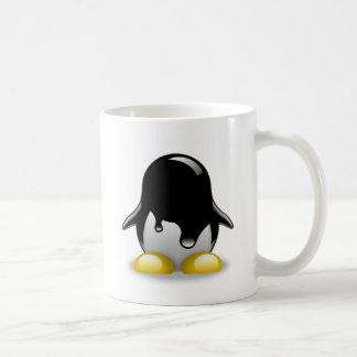 Linux-Treibstoff Kaffeetasse