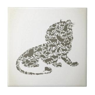 Lion3 Keramikfliese
