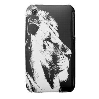 lion coque iPhone 3 Case-Mate