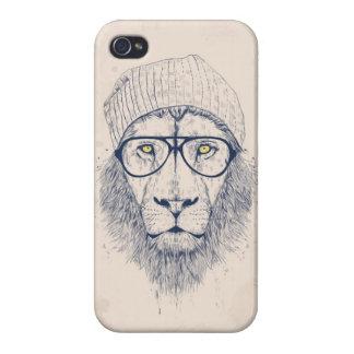 Lion frais coques iPhone 4