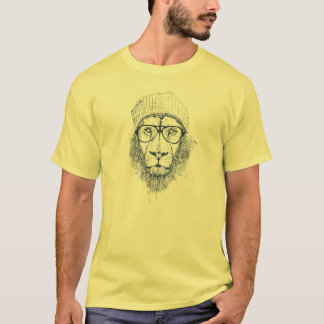 Lion frais t-shirt