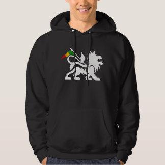 Lion Reggae Sweatshirt À Capuche