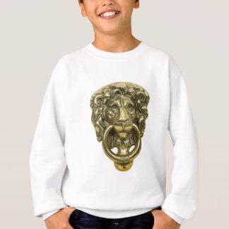 LionDoorKnocker072509 Sweatshirt