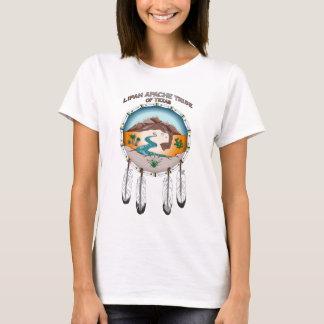 Lipan Apache Stamm des grundlegenden T - Shirt