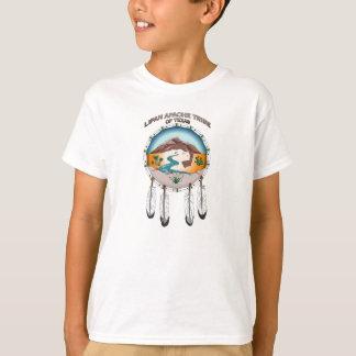 Lipan Apache Stamm grundlegenden das Hanes TX T-Shirt