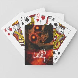 LIPPENSensenmann HEAD_1_CARDS Spielkarten