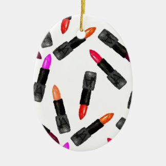 Lippenstift für TAGE Ovales Keramik Ornament