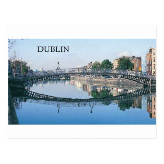 L'Irlande Dublin (St.K.) Carte Postale